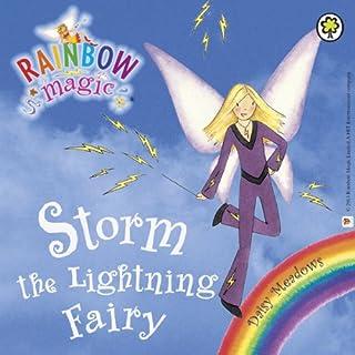 Rainbow Magic - The Weather Fairies: Storm the Lightning Fairy cover art