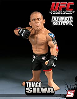 UFC Ultimate Collector Series 5 Thiago Silva Figure