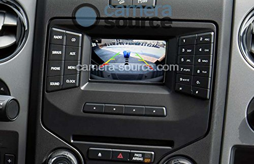 """Camera Source CS-FTR-MYT42 Backup Camera for Ford F150 4.2"""" MyFord Displays backup Cameras Electronics Features Vehicle"""