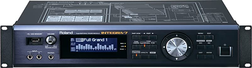 Roland INTEGRA-7 SuperNATURAL Sound Module, 1-Inch
