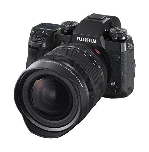 FujinonXF8-16mmF2.8RLMWRレンズ。