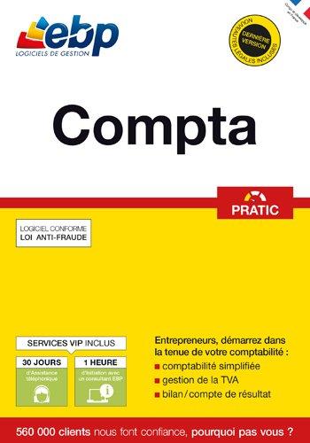 EBP Compta Pratic + VIP - 2018 [PC Download]