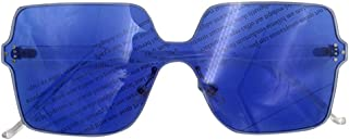 DishyKooker Women Men Stylish Sports Square Driving Sunglasses