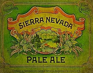 Best sierra nevada metal sign Reviews