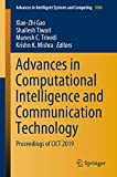 Advances in Computational Intelligence and Communication Technology: Proceedings of CICT 2019 (Advances in Intelligent Systems and Computing, 1086)