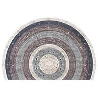 半円形ドアマット、ホームナショナルスタイルドアマット、滑り止めドアマット,13,100*150CM