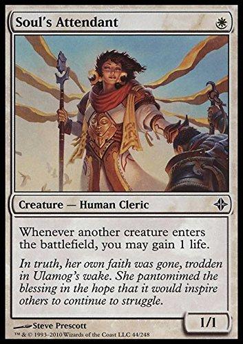 Magic: the Gathering - Soul's Attendant - Rise of The Eldrazi