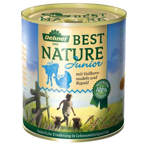 Dehner Best Nature Hundefutter Junior - 2