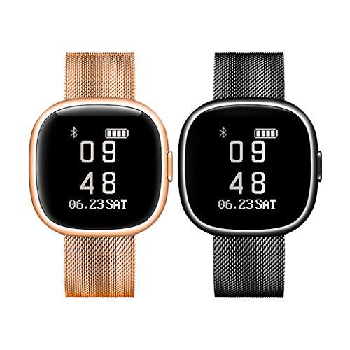 BingWS Activiteit Trackers Koppels Sport Horloge Smart Elektronische Paar Sensor Armband Waterdichte Bloeddruk Hartslag Stap Mannen Vrouwen Smartwatches