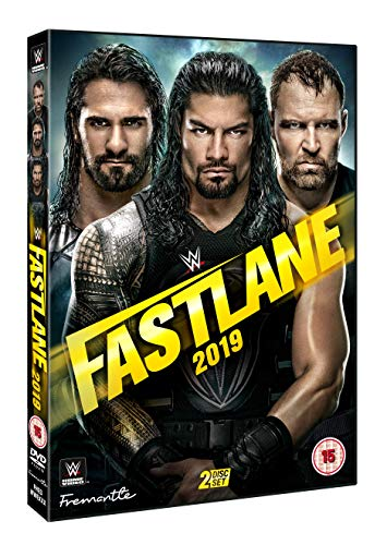 WWE: Fastlane 2019 [DVD]