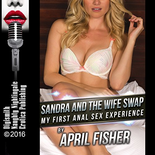 Sandra and the Wife Swap audiobook cover art