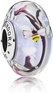 Pandora Enchanted Garden Glass Charm, 797014