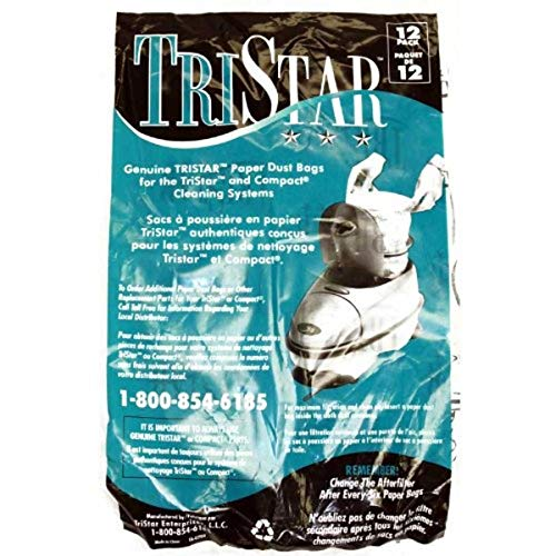 Tristar, Sac Papier Tristar Compact/12