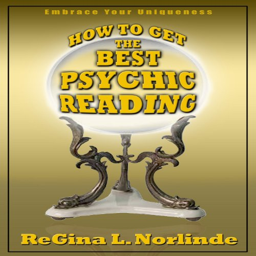 New Age: How to Get the Best Psychic Reading audiobook cover art