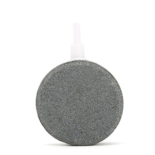 Luftstein Luftsprudler für Aquarien, Luftsprudler für Aquarien, Teichpumpe, Hydrokultur, 6 cm