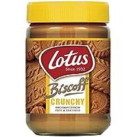 Lotus - Crema de Speculoos Crunchy, 380 gr