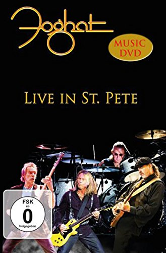 Foghat - Live in St. Pete