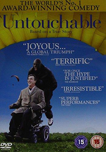 UNTOUCHABLE [ERIC TOLEDANO]-DVD [UK Import]