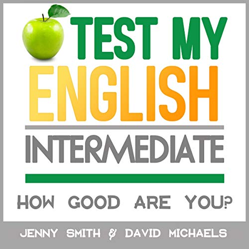 Test My English: Intermediate audiobook cover art