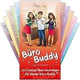 Büro Buddy Gutscheine von VULAVA® – die witzigen Mitarbeiter-Gutscheine mit 12 verschiedenen...