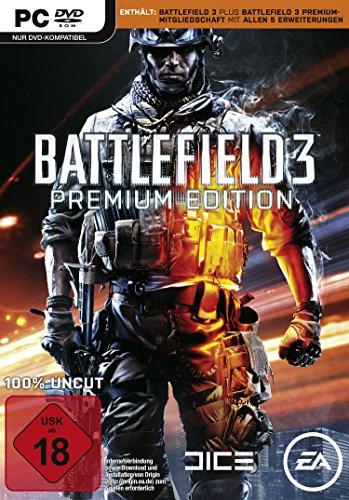 Battlefield 3 - Premium Edition [Importación alemana]