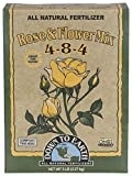 Best Rose Fertilizers - Down to Earth Organic Rose & Flower Fertilizer Review