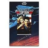 WPQL Filmposter Tom Cruise Top Gun, 60 x 90 cm
