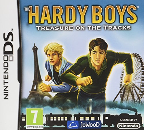 The Hardy Boys: Treasure on the Tracks /NDS