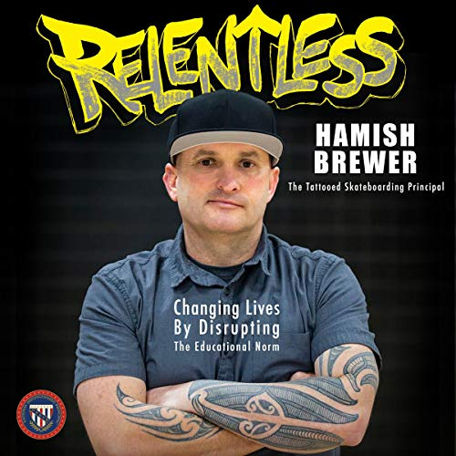 Relentless Audiobook By Hamish Brewer cover art