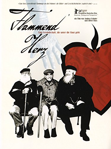 Flammend' Herz (Film) cover