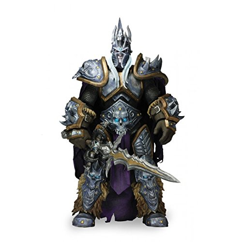 NECA Heroes of The Storm - Series 2 Arthas Action Figure (7' Scale)