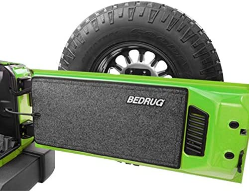Bedrug Jeep Tailgate 18+ JL Door Cheap super special price JLU 2 Ma Large special price 4
