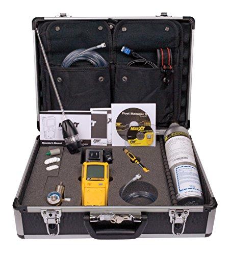 BW Technologies XT-XWHM-Y-NA-CS GasAlertMax XT II Confined Space Kit