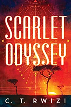 Scarlet Odyssey by C.T. Rwizi science fiction and fantasy book and audiobook reviews