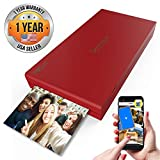 Best Apple Photo Printers - SereneLife - Portable Instant Mobile Photo Printer Review