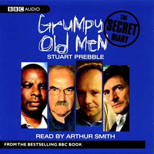 Grumpy Old Men audiobook cover art