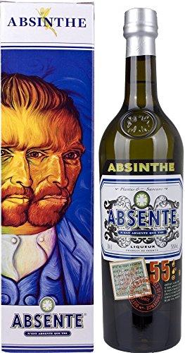 Absente Absinthe mit Geschenkverpackung (1 x 0.7 l)