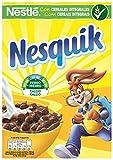 Nesquik - Cereales de chocolate para desayuno - Cereales de 375 g