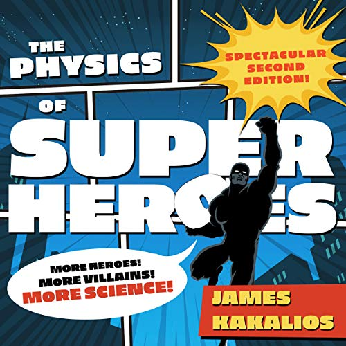 The Physics of Superheroes cover art