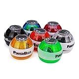 Bazaar Puissance d'appoint odomètre LED Poignet Balle poignée Balle Ronde 5 Couleurs