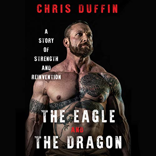The Eagle and the Dragon audiobook cover art