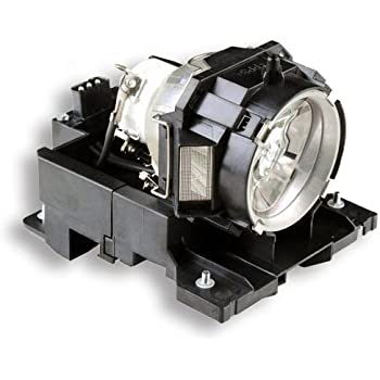 Compatible Christie Projector Lamp Replaces Model LW300 with Housing