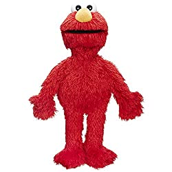 Toys that Begin with the Letter L always include Elmo!