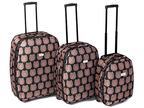 Ultimate Products Ltd Set di valigie, Fashion Case, rosso - rosso, LG00362OWLTRMIL