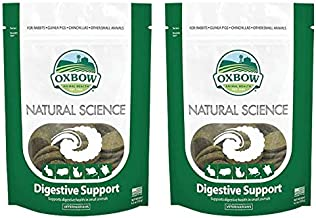 Natural Science Digestive Oxbow Support Small Animal Supplement, 120 Count