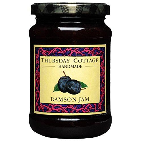 Thursday Cottage - Damson Jam - 340g