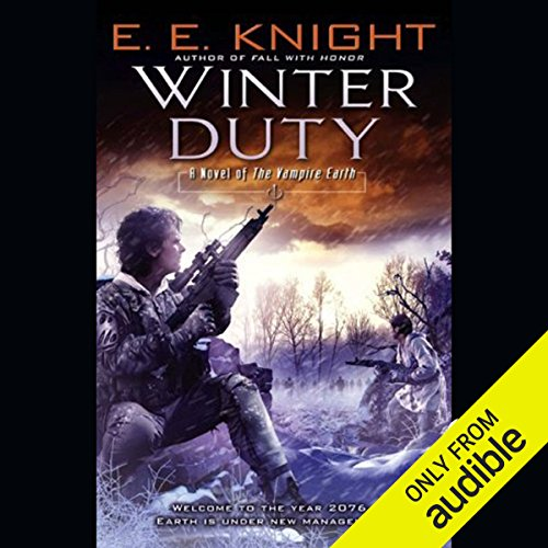Winter Duty audiobook cover art