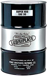Lubriplate Lubricants Co L0791-062 - Engine Oil, SAE Grade: 30, Composition: Mineral Oil, Container Size: 55gal, Drum