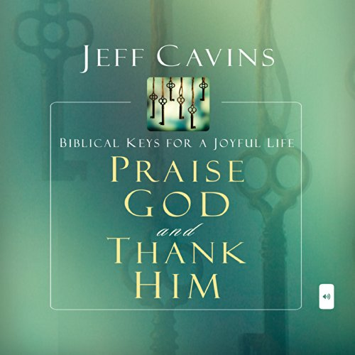 Praise God and Thank Him cover art