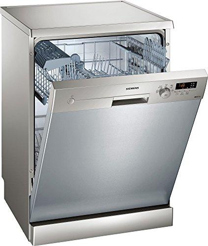 Siemens iQ100 SN215I00CE Independiente 12cubiertos A+ lavavajilla - Lavavajillas (Independiente, Acero inoxidable,...